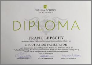 Diplom VSN